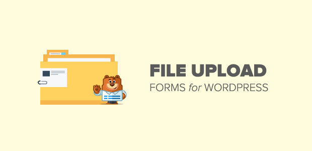 File Upload Form for WordPress