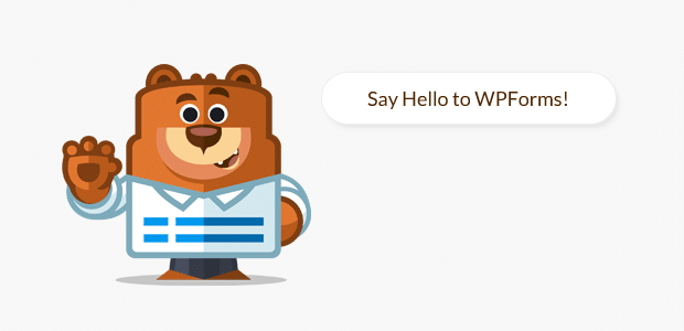 Say Hello to WPForms
