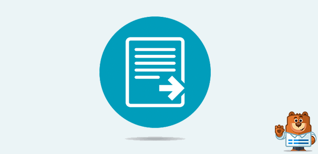 How to Export WordPress Form Entries to CSV