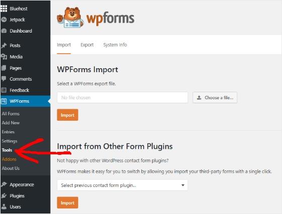 export-a-contact-form