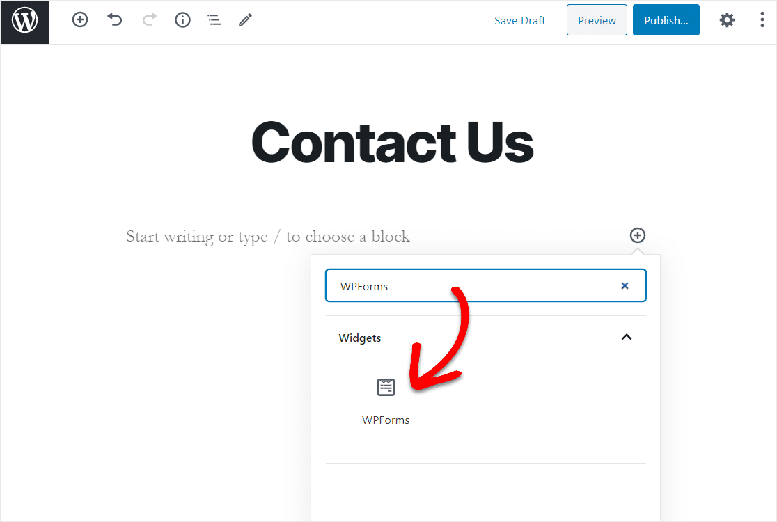 duplicate wordpress form with widget