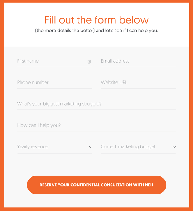Form Examples: How To Style Contact Forms In WordPress (With Examples