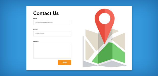 How to Display a Map With Your WordPress Contact Form