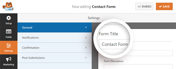 How To Add A Contact Form In Your Wordpress Post Content