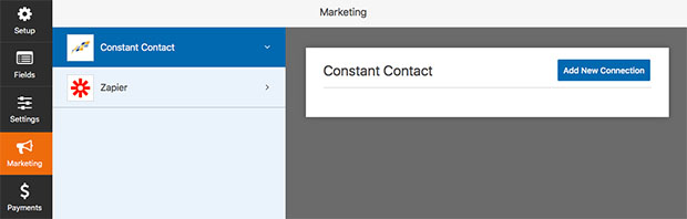 Constant Contact Signup Checkbox - Connect