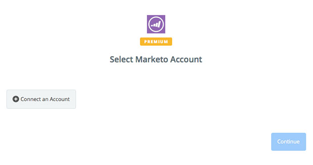 Marketo Account