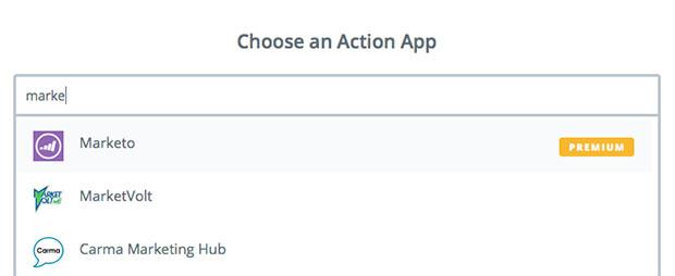 Marketo App