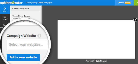 How to Quickly Create a Contact Form Popup in WordPress
