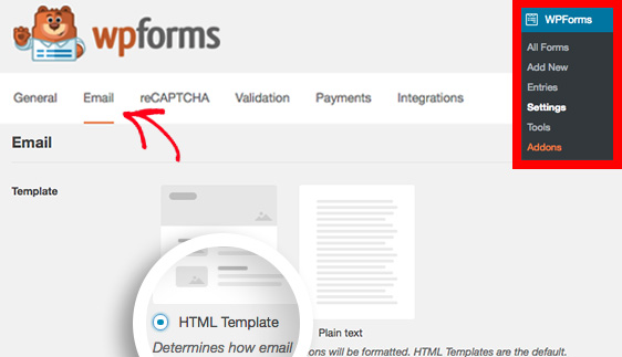How To Add Custom Header Image In Your WPForms Email Template