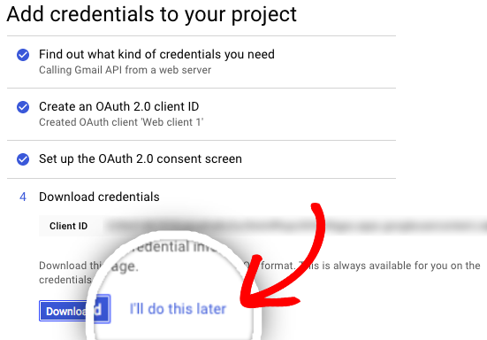 Last Page In Gmail App Setup Process