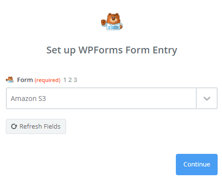 WordPress s3 upload form