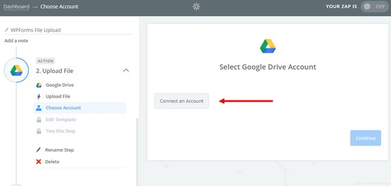 How to Create a WordPress Google Drive Upload Form