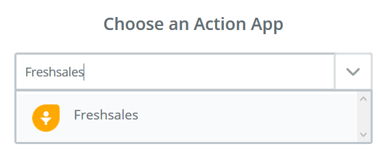 Create a Freshsales Lead Form - Freshsales Action App