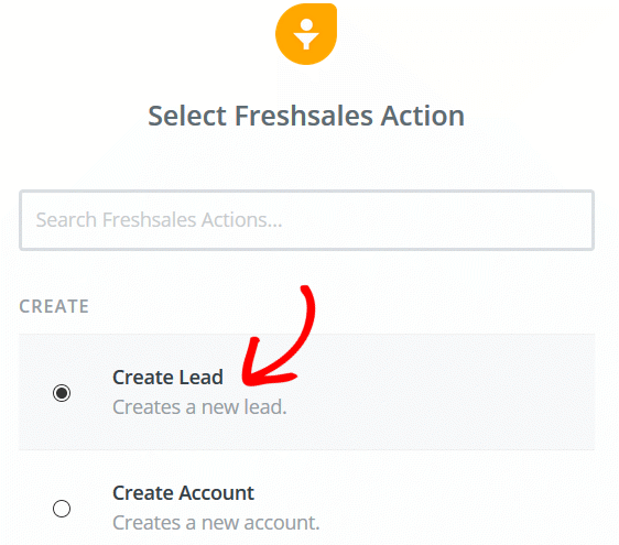 the easy way to create a freshsales lead form in wordpress