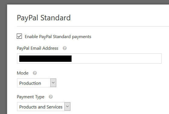 WPForms Order Form Email Receipt - PayPal Payment Gateway