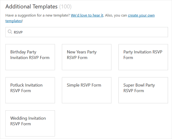 How To Create An RSVP Form In WordPress Step By Tutorial