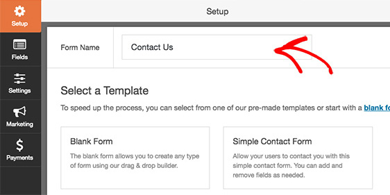 How to Add Extra Text and Descriptions to Forms