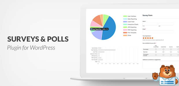 Introducing the New WPForms Surveys and Polls Addon