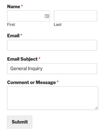 Published form