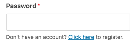URL register Smart Tag frontend