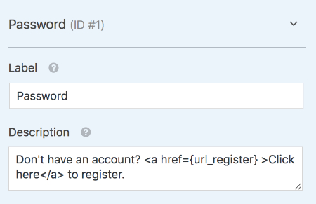 URL register Smart Tag