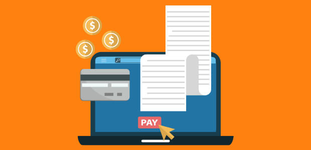 Let Customers Choose Between Check or PayPal