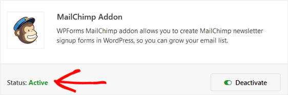 How To Create A Mailchimp Subscribe Form In Wordpress
