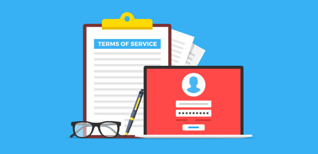 Add a Terms of Service Agreement to Your WordPress Forms