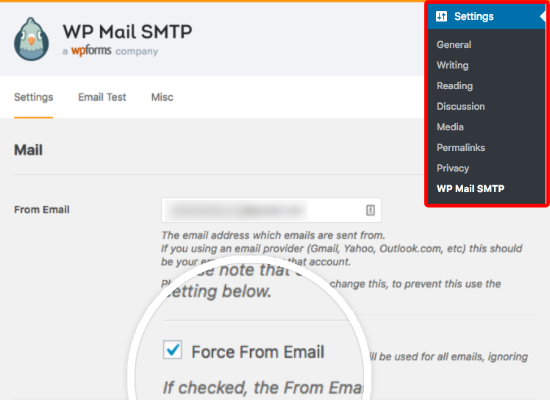9036ba4f7dc How to Get WordPress Form Notifications Using the WP Mail SMTP Plugin