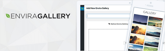 Envira Gallery most user friendly plugin