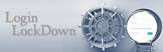 Login Lockdown security schedule on wordpress site