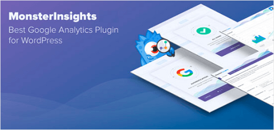MonsterInsights Google Analytics Plugin