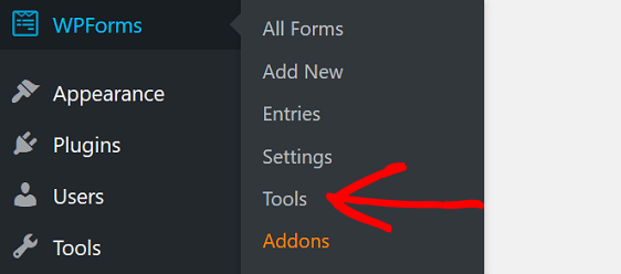 WPForms Tools