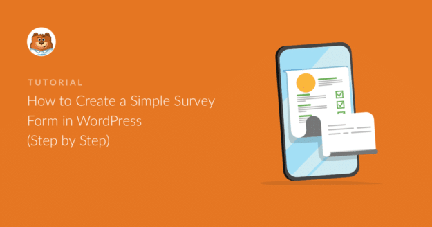 how-to-create-a-simply-survey-form-in-wordpress