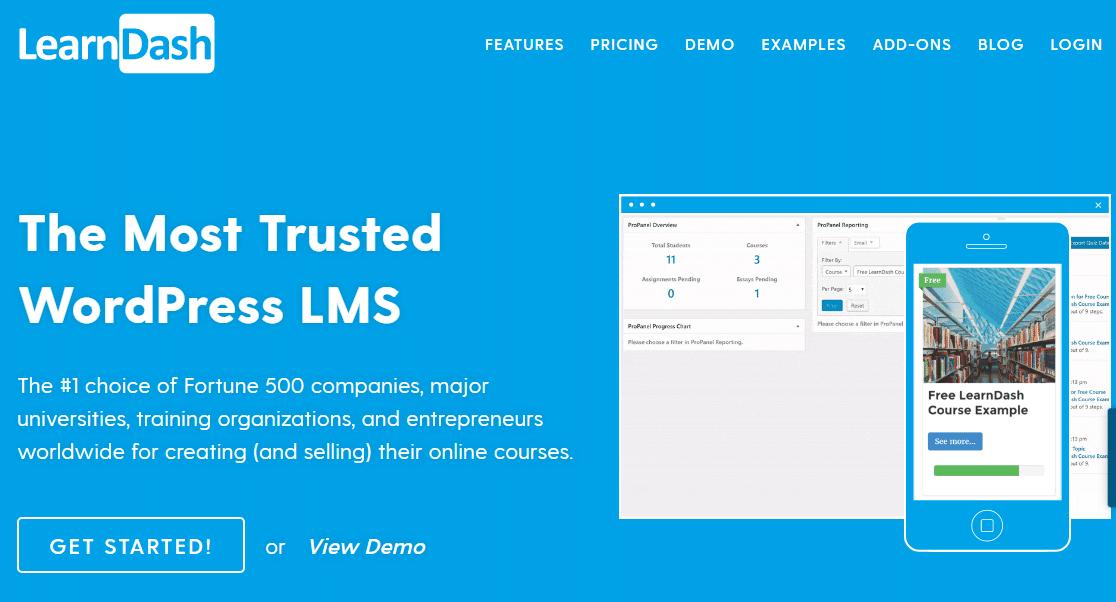learndash lms plugin
