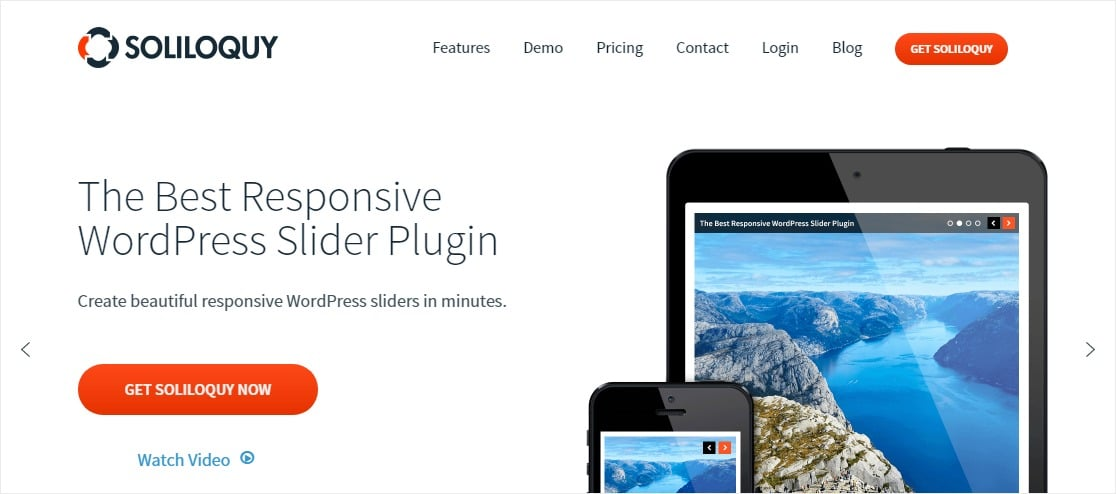 soliloquy best wordpress slider plugin