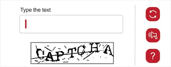 CAPTCHA Example