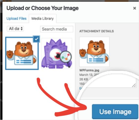 Use Image