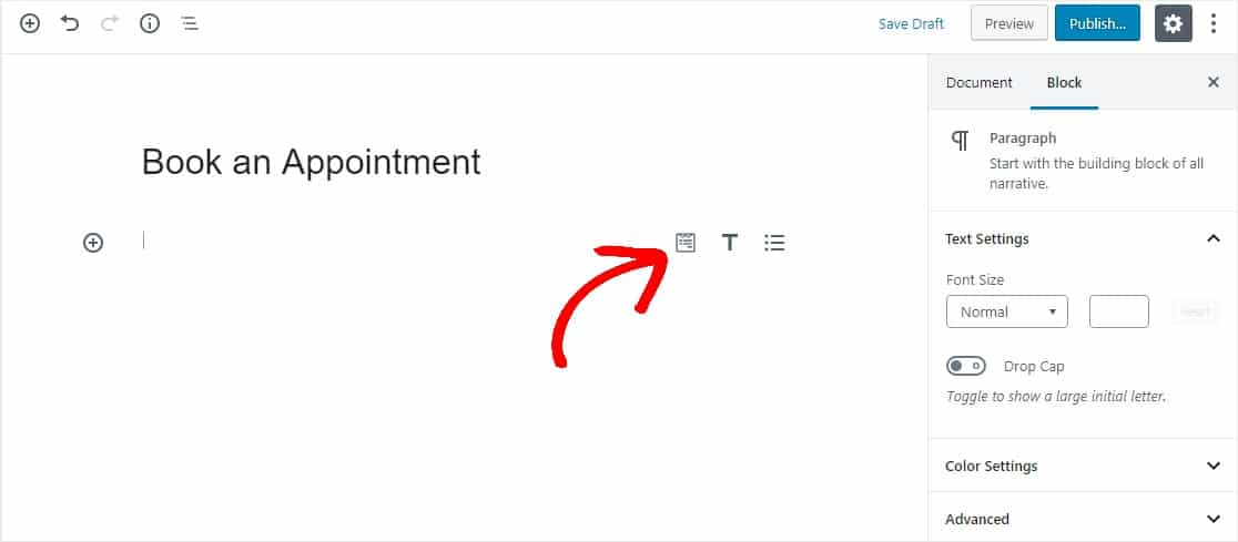 completely customizable appointment plugin for wordpress