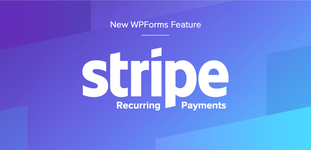 WPForms Stripe Recurring