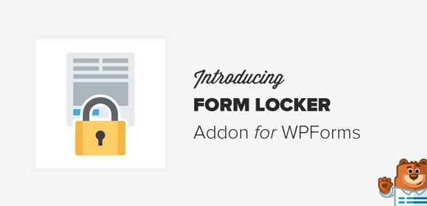Form Locker for WPForms