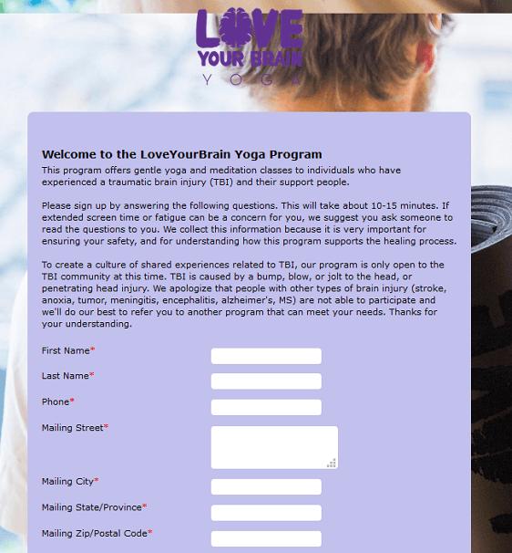 nonprofit registration example