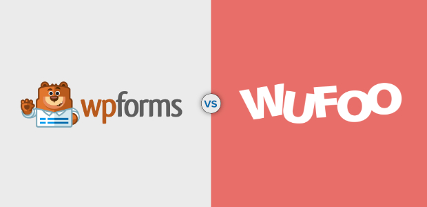 comparison of wpforms vs wufoo