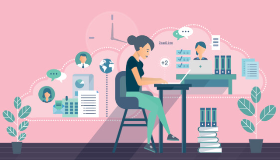 communication with remote employees