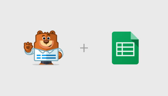 google sheets integration with wpforms