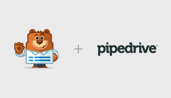 pipedrive integration with wpforms