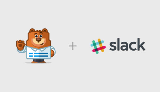 slack integration with wpforms