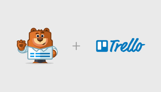 trello integration with wpforms