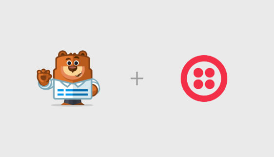 twilio integration with wpforms