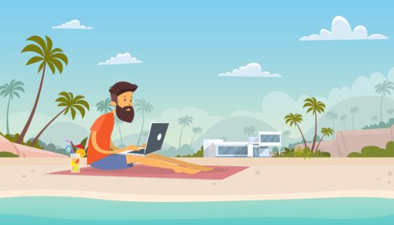 what is remote work